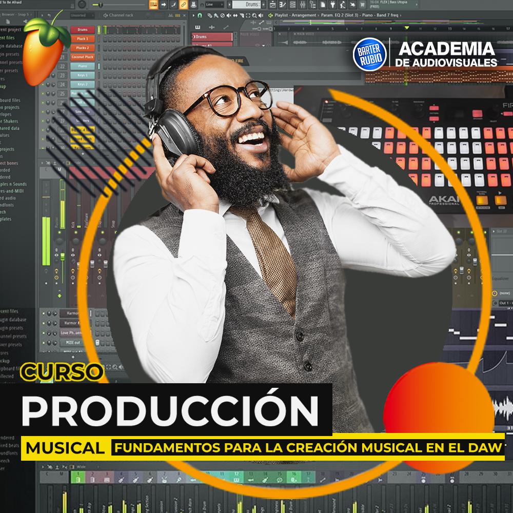 CURSO DE FUNDAMENTOS PARA LA CREACIÓN MUSICAL EN EL DAW