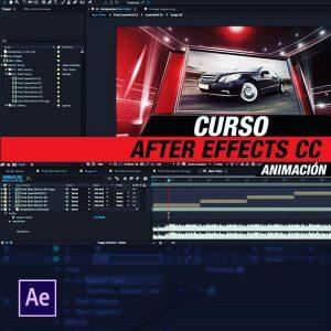 Curso de After Effects Academia Barter Rubio