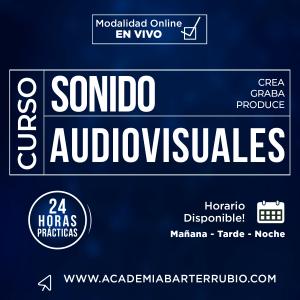 Curso de Sonido para Audiovisuales