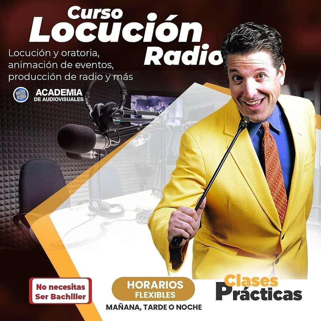 Locución y Radio