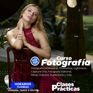 CURSO DE FOTOGRAFÍA INTEGRAL