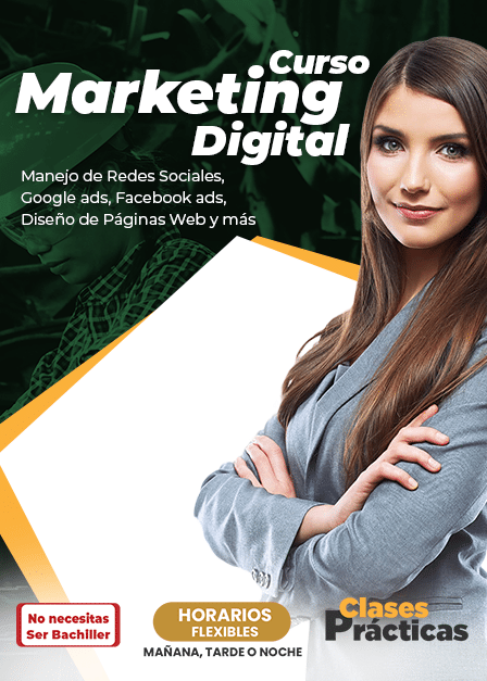 Curso de de marketing digital para pizzería o restaurant